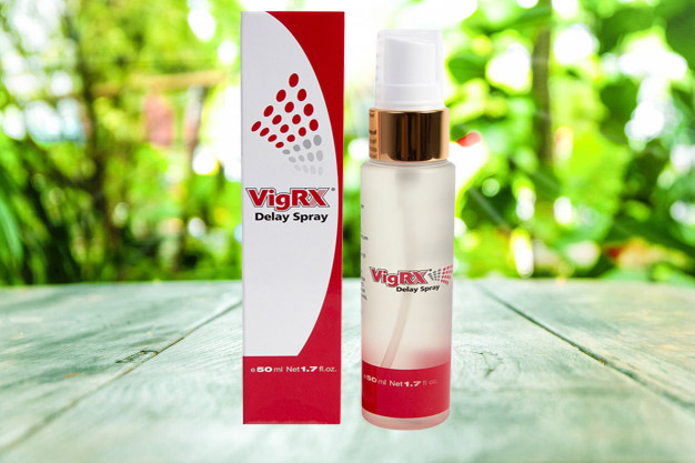 Best premature ejaculation product - VigRX delay spray