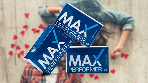 Max Performer Penis Enhancement Pill